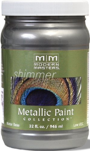 32OZ PEWTER METALLIC PAINT COLLECTION [Misc.] [Misc.] [Misc.] [DIY & Tools] by Modern Masters