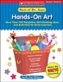 Hands-On Art, Jean Feldman, 0439597242