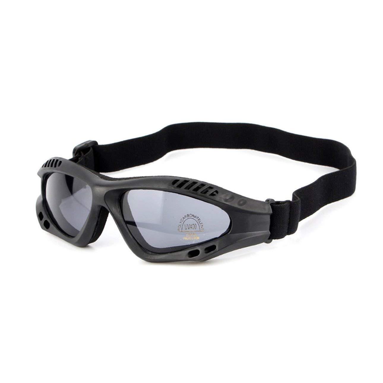 Gafas de sol militares de la motocicleta del desierto Gafas ...