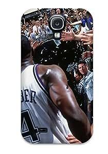 New Style Tpu S4 Protective Case Cover/ Galaxy Case - Sacramento Kings Nba Basketball (14)