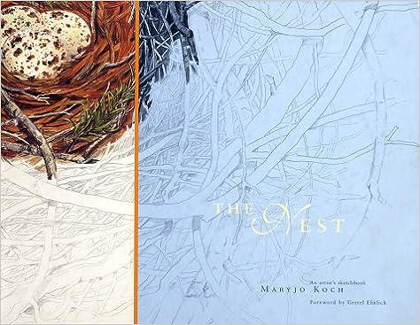 Laden Sie kostenlos Kindle Bücher Bittorrent The Nest: An Artist's Sketchbook PDF 1556708823 by Maryjo Koch