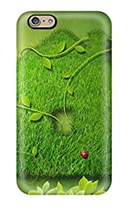 Fashionable Style Case Cover Skin For Iphone 6- House