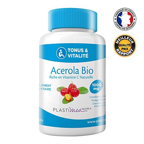 CEST-LE-MOMENT-VRITABLE-ACROLA-BIO-30-cps-de-1000-mg-Riche-en-vitamine-C-Soutien-le-systme-immunitaire-Fabriqu-en-France