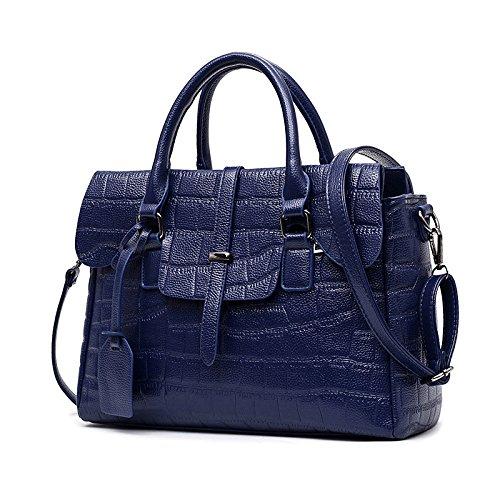 Nueva Moda Meoaeo Bolso Azul Bolsos Blue dnvww8qT