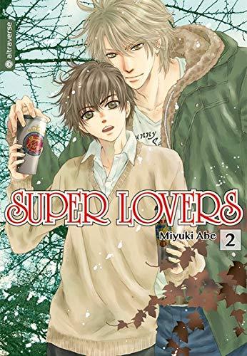 Super Lovers 02 Taschenbuch – 25. Oktober 2018 Abe Miyuki Altraverse GmbH 3963580631 Erotik / Manga