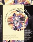 img - for Interactive Organic Chemistry CD-ROM, Version 2.0 (with Workbook) book / textbook / text book
