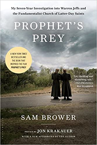 Sam Brower - Prophet's Prey Audiobook