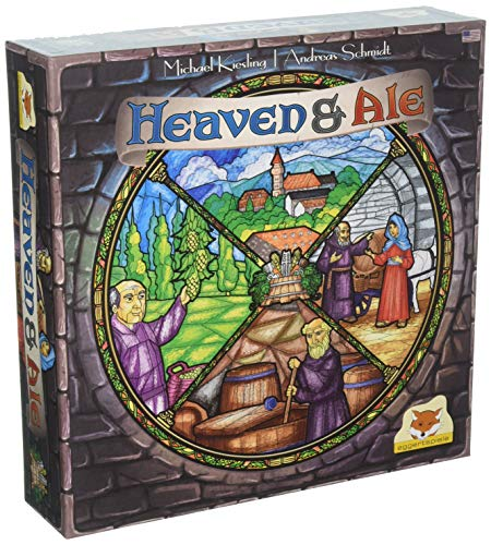 Plan B Games Heaven & Ale from Plan B Games