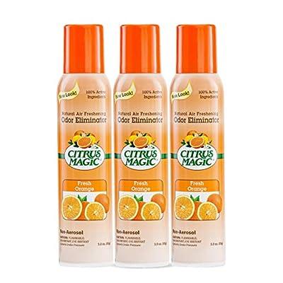 Citrus Magic Natural Odor Eliminating Air Freshener Spray