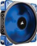 Corsair ML120 Pro LED, Blue, 120mm Premium Magnetic Levitation Cooling Fan, CO-9050043-WW