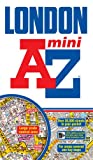 img - for London Street Mini Atlas A-Z (London Street Atlases) book / textbook / text book