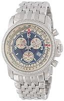 Tommy Bahama Men's TB3021 Bracelet Pilot Watch from Tommy Bahama Swiss