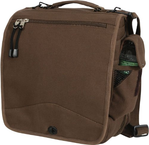 Brown M-51 Engineers Field Journey Bag (M 51 Field Jacket)