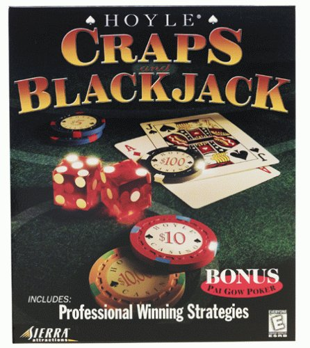 Hoyle Blackjack Series Pc (Hoyle Craps and Blackjack - PC/Mac)
