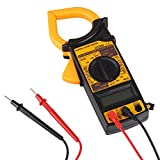 DT266 Digital Clamp Meter & Multimeter with AC / DC Voltage Test