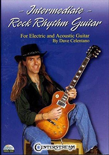 Intermediate Rock Rhythm Guitar (Rhythm Guitar Dvd Rock Intermediate)