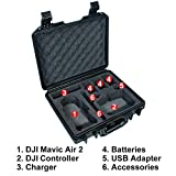HUL Military Spec Waterproof Carrying Case for DJI