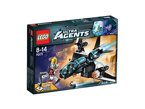 Lego Battle of Ultra-agent Ultra Sonic 70171