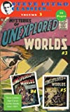 Steve Ditko Classics v3: Mysteries of Unexplored Worlds