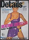#10: DETAILS Heather Locklear Jon Stewart Seal Lollapalooza ++ 10 1994
