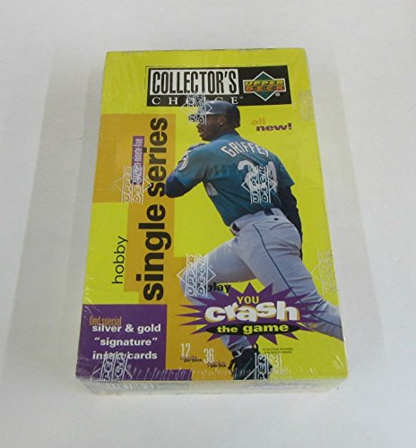1995 Upper Deck Collectors Choice Baseball Box (Hobby) ()