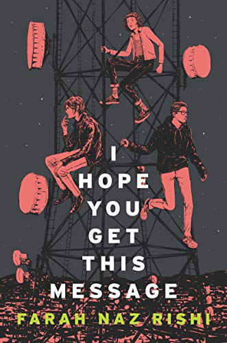 Book Cover: I Hope You Get This Message