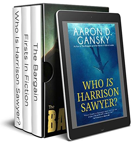 Gansky Crime Suspense Thriller Box Set (Books 1-3)