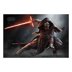 Póster Star Wars Episode VII - Kylo Ren Crouch - cartel ...