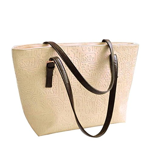 Women Large Shoulder Bag Handbag Cross-body Bags Cheap Colors for Girl by TOPUNDER YP