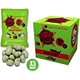 TASTY LITTLE NUMBERS 100 Calorie Wasabi Peanuts 5 Pack Multicube