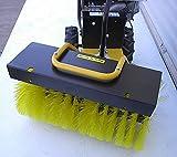 """Farmer Helper 24"""" Power Walk Behind Sweeper w/Briggs & Stratton Engine"""