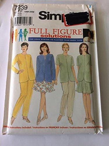 6 Gore Skirt Pattern - 7