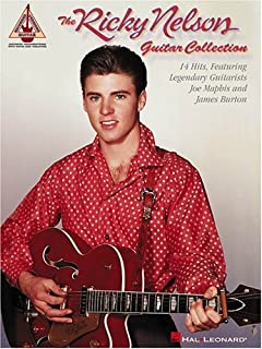 Ricky Nelson - 20 Greatest Hits Songbook (Piano/Vocal/Guitar Artist Songbook)