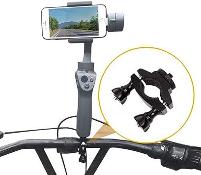 Cámara de acción Monte de bicicletas Soporte de sujeción soporte Soporte Estabilizador para DJI OSMO