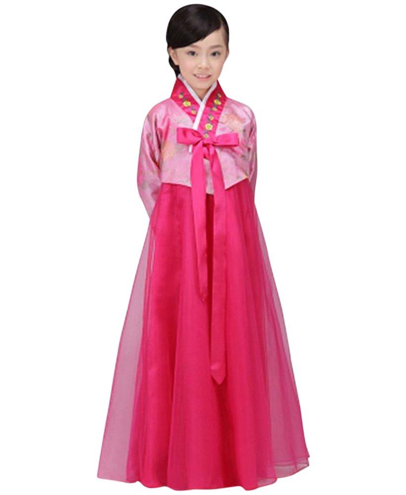 CRB Fashion Girls Traditional Kids Korean Hanbok
