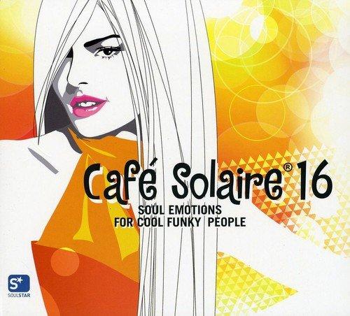Vol. 16-Cafe Solaire                                                                                                                                                                                                                                                                                                                                                                                                <span class=