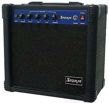 Amplificador de Bajo Harley Storm A20KBA
