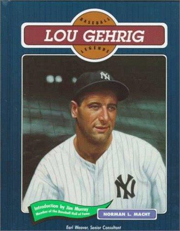 Lou Gehrig (Baseball Legends)