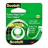 3M Scotch Cinta Mágica con despachador mm x m