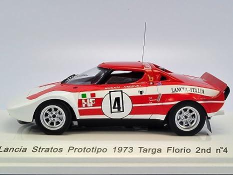 Lancia Stratos Proto Targa Florio 1973 #4 (Resin model) by ...