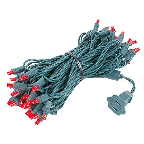 Red And Green Led Christmas Tree Lights - 9
