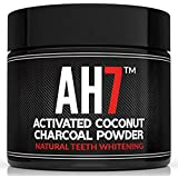 Organic Activated Charcoal Teeth Whitening Powder - Made in USA