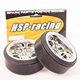 New 4 Pcs RC Hard Tires Plastic Wheel Review and Comparison