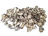 Beef and Rawhide Twister Bone | 4-5 '' Bone | 123 Treats (100 Count)