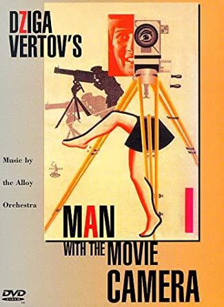 Amazon.com: Man with the Movie Camera: Dziga Vertov: Movies & TV