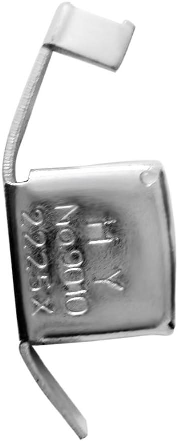 Sharplace Costura Magnética Guía de Puntadas Bordes Rectos de Acero Inoxidable Accesorios para Máquina de Coser