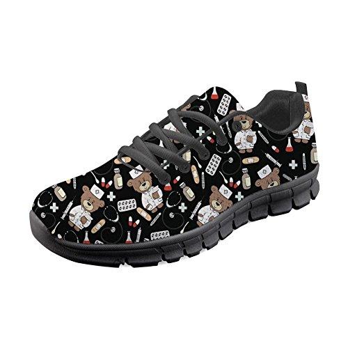 B pour HUGS Running de H995AQ Y Chaussures IDEA Bear Homme 6 Nurse F0xwOt