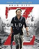 World War Z (Blu-ray + DVD + Digital Copy) (Bilingual)