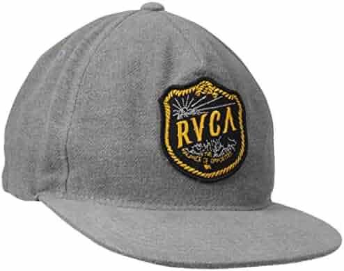 timeless design 9c989 a36d4 RVCA Men s Range Five Panel Hat