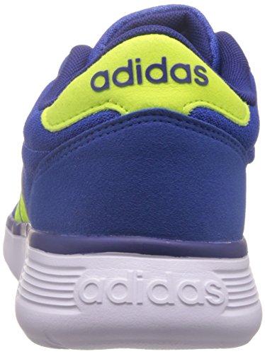 adidas Lite Racer, Zapatillas de Deporte para Hombre Azul (Azul / Amasol / Tinuni)